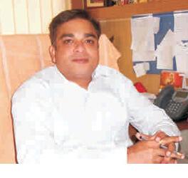 Shri Mahesh Somani